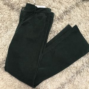 NWT LOFT 16 Tall Bootcut courderoy pants in modern